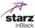 Starz InBlack logo not available