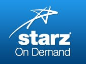STARZ® ON DEMAND logo not available