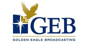 Golden Eagle Broadcasting logo not available