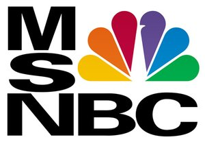 MSNBC logo not available