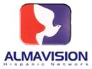 Alma Vision Hispanic Network logo not available