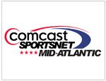 COMCAST SPORTS NETWORK MID-ATLANTIC logo not available