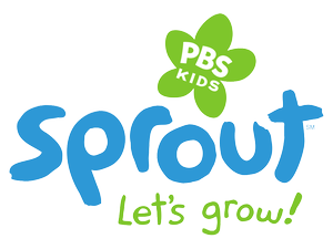 PBS Kids Sprout logo not available