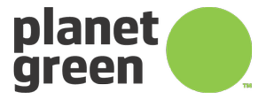 Planet Green logo not available